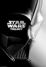 Star Wars - Star Wars - Trilogy DVD, Darth Vader  ( Poster )